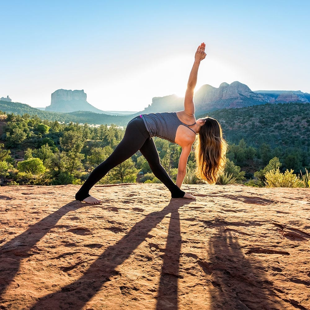 Sedona Yoga Retreat - Red Rock Vortex Yoga
